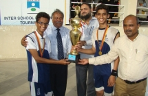 Inter School Basketball Tournament by Reflections 2014